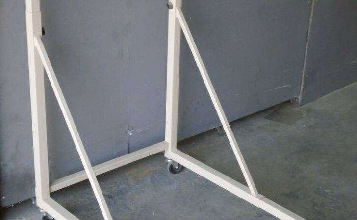 Planhold Safco Mobile Blueprint Art Hanger Hanging