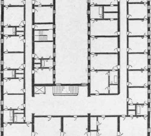 Planning Plumbing Hotel Buildings