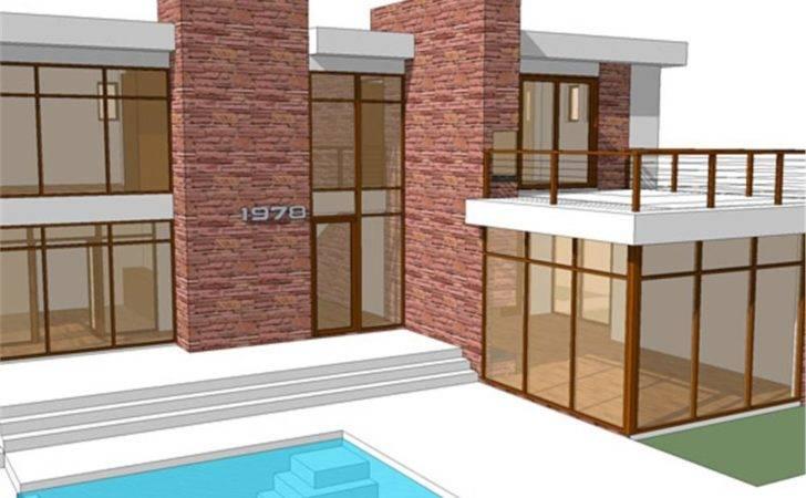 Planos Casa Moderna Dise Casas Interiores