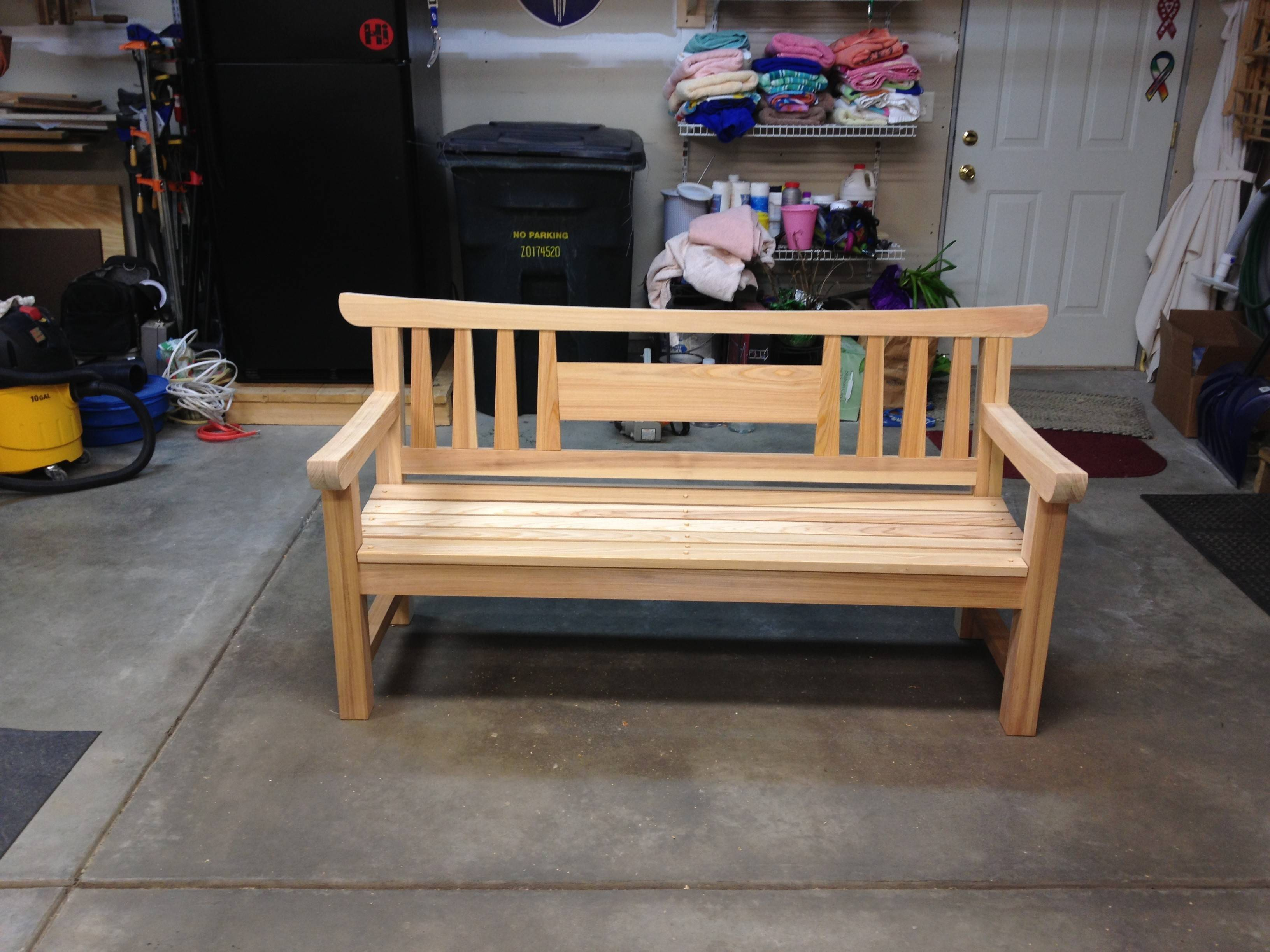 Plans Build Playhouse Japanese Garden Bench