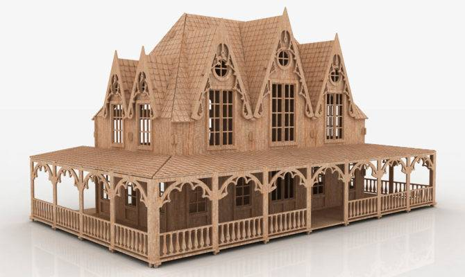 Plans Ideas House Victorian Doll