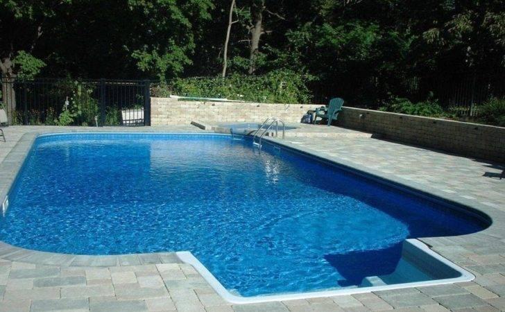 Plans Inground House Designs Pool Sizes Swim Slide