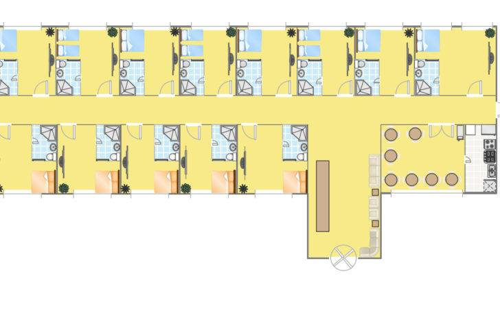 Plans Moreover Hotel Floor Layouts Also Small Prefab Houses