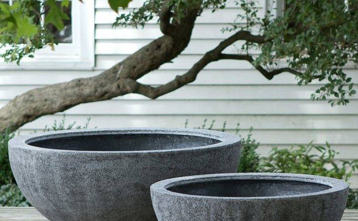 Planters Interesting Large Concrete Molds