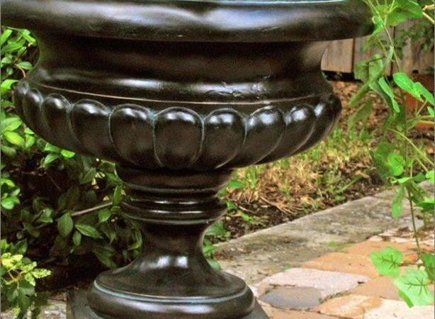 Planters Interesting Outdoor Large Vases Urns Garden