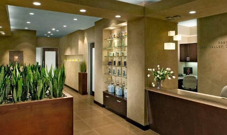 Plastic Surgery Office Design Interior