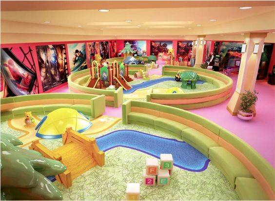 Play Areas Rainy Days Minis Interiors Indoor