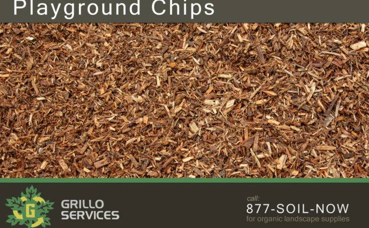 Playground Mulch Safe Alternative Rubber Grillo