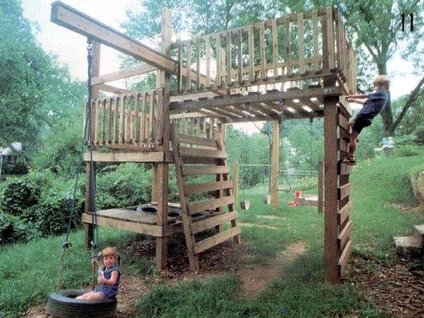 Playhouse Plans Treehouse Everything Need Find