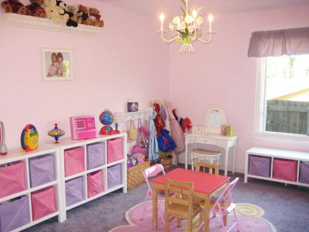 Playroom Girls Room Designs Decorating Ideas Cheerful Girly