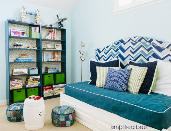 Playroom Guest Room Design Cristin Priest Simplified Bee
