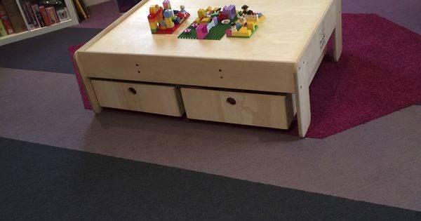 Playroom Have Stage Flor Did Purples Made Look