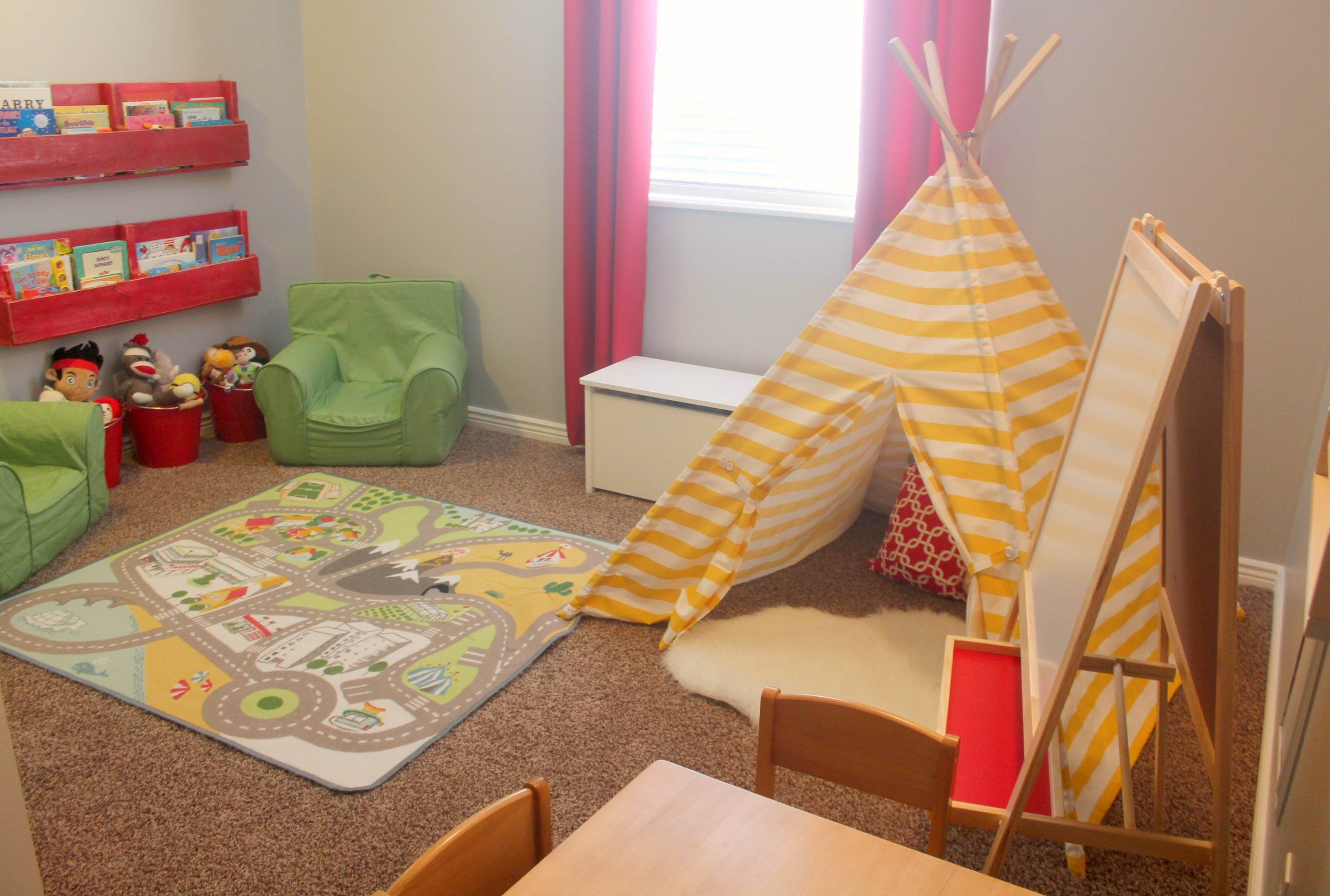 Playroom Ideas Budget Makeover Six