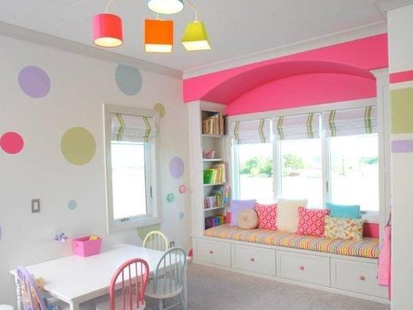Playroom Ideas Girls Kids Design Usher
