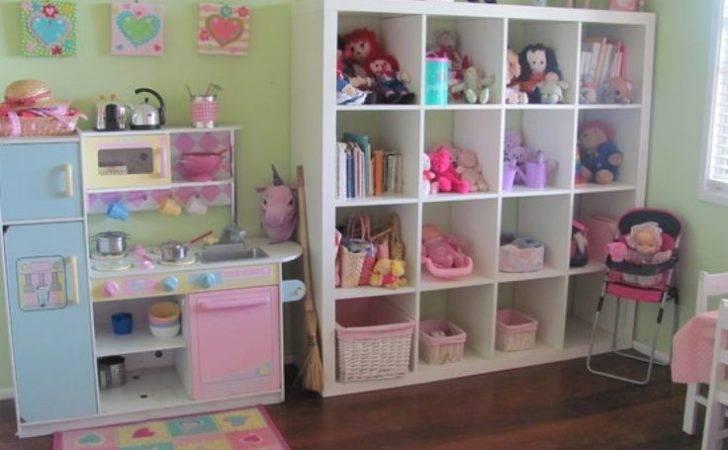 Playroom Ideas Girls Stylish Decorating Design