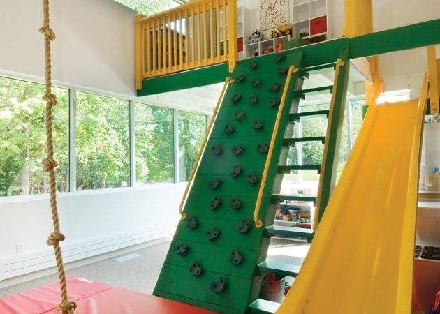 Playroom Pittsburgh Home Offers Hours Fun Children