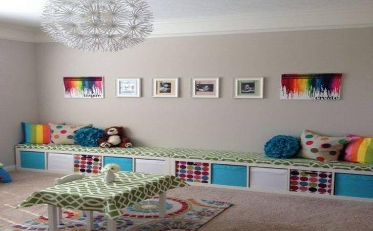 Playroom Storage Ideas New Trand Kids