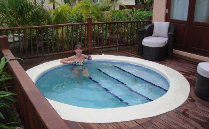 Plunge Pool Fill Service
