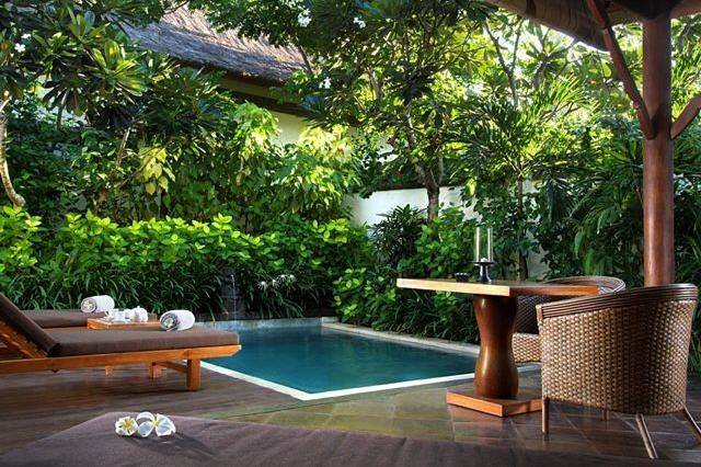 Plunge Pool Small Court Yard House Design Dream Home Pinter