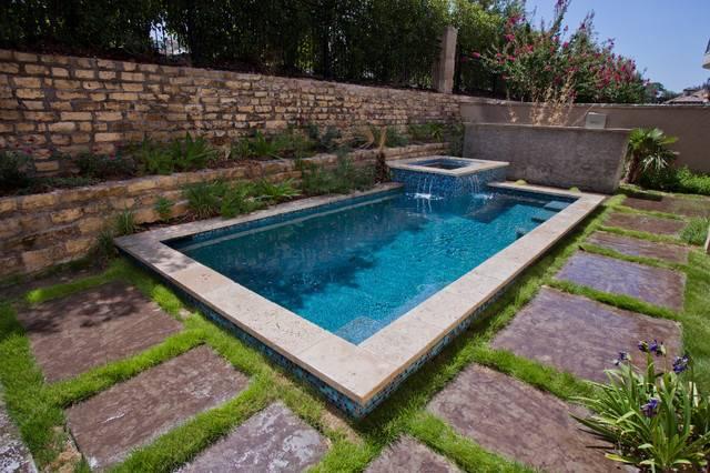 Plunge Pool Spa Modern