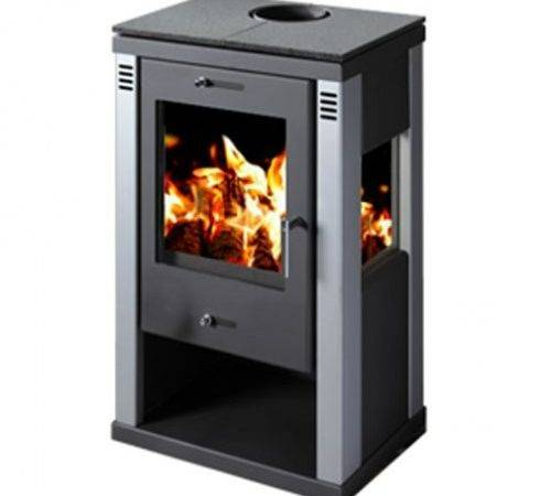 Pod Eighteen Multi Fuel Stove Simply Fires
