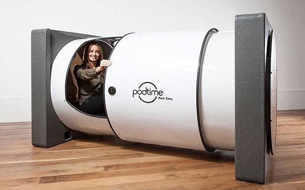 Podtime Which Manufactures Sleeping Pods Likes Facebook