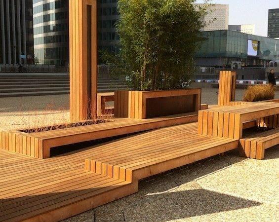 Point Ilot Urban Archidesignclub Muuuz Architecture Design