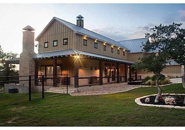 Pole Barn House Plans Home
