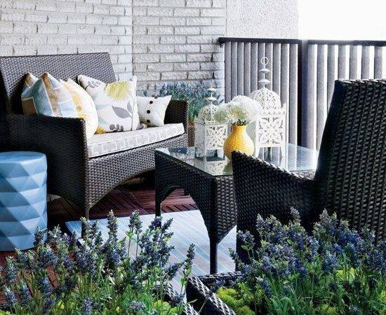 Polished Casual Balcony Style Home Outdoor Space Pinterest