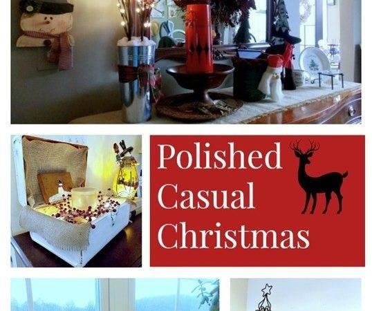 Polished Casual Christmas