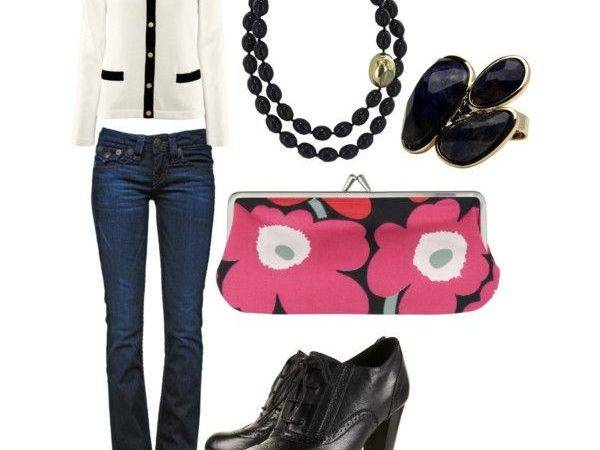 Polished Casual Fall Winter Style Pinterest
