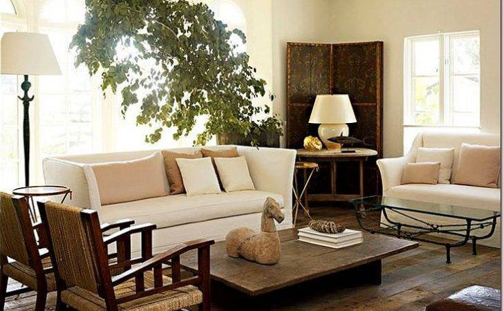 Polished Casual Living Room Pinterest