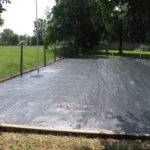 Polypropylene Ground Cover Weed Barrier Fabric Stabilized Vegetable