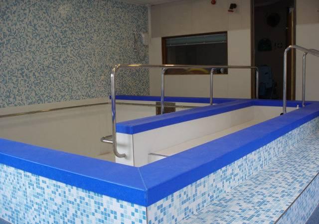 Polypropylene Swimming Pool Edging