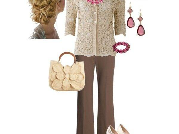 Polyvore Style Pinterest Casual Polished