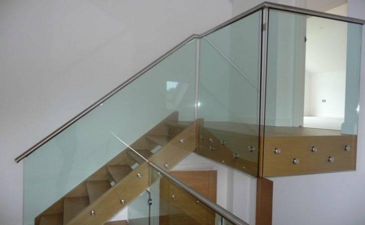 Ponteland Glass Balustrade
