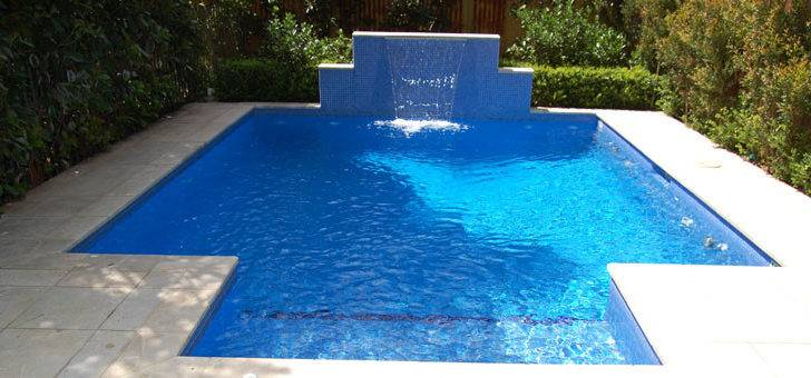 Pool Backyard Designs Elegant Modern Style Swimming