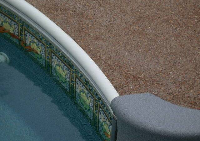 Pool Coping Term Which Used Describe Edging