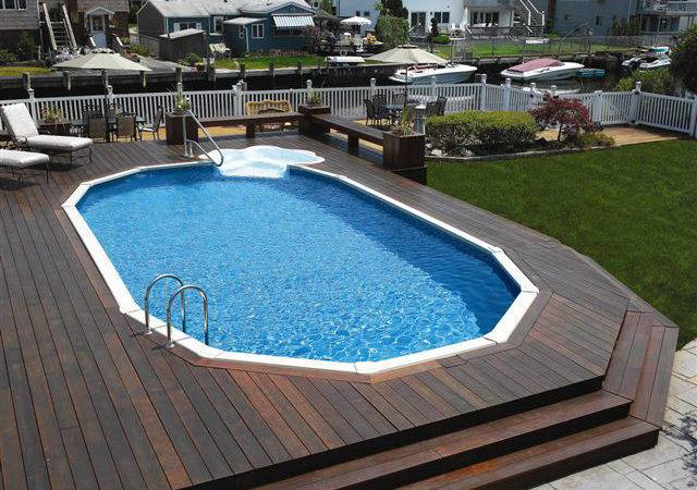 Pool Deck Design Ideas Inmyinterior