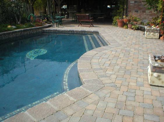 Pool Deck Designs Above Ground Ideas