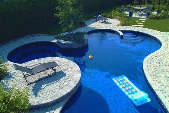 Pool Deck Designs Above Ground Ideas