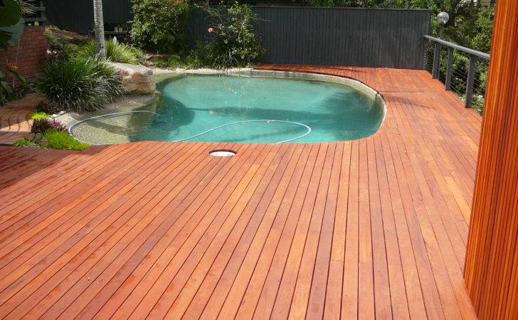 Pool Decking Brisbane Stunning Affordable Decks
