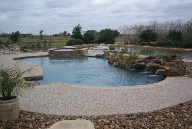 Pool Decking Material Options Best