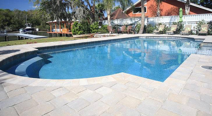 Pool Decking Material Options Deck Materials