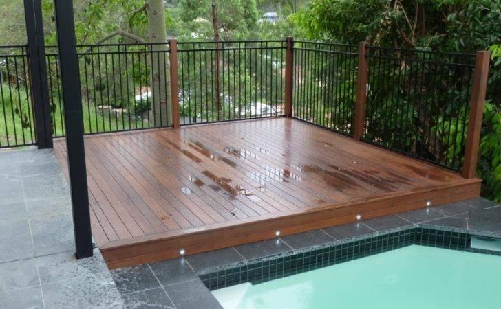 Pool Decking Material Options Design