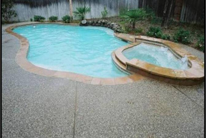 Pool Decking Options Resurfacing Hand Seeded Gravel Deck