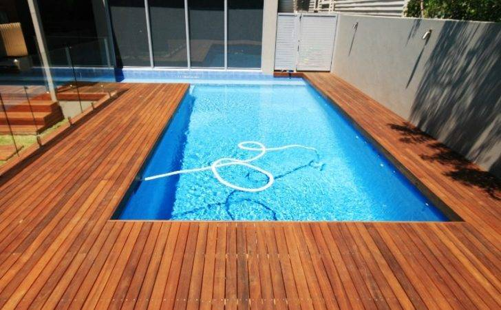 Pool Decking Timber Composite Perth
