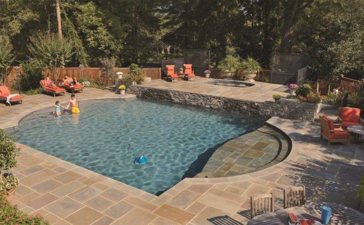 Pool Decks Decking Concrete Stone