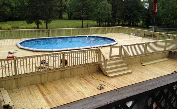 Pool Decks Ready