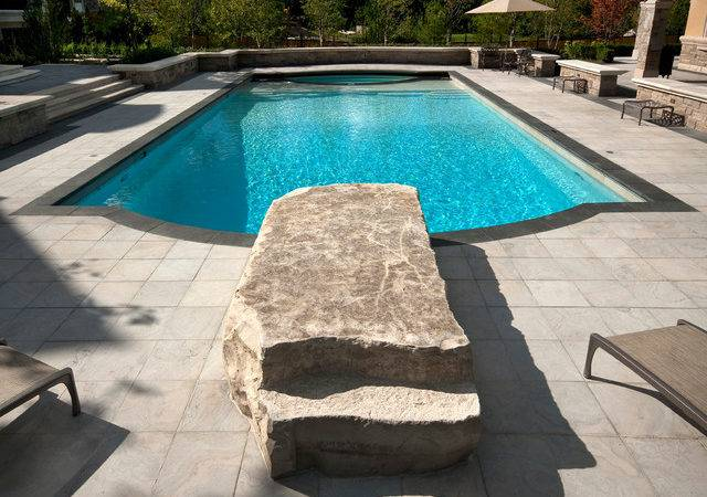 Pool Design Elegant Contemporary Toronto Gib San
